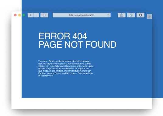 page without 404 page
